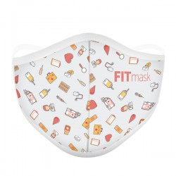 Mascarilla FITmask Medical Edition - Adulto