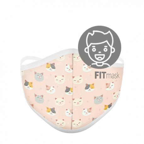 FITmask Kitten Show - Niño