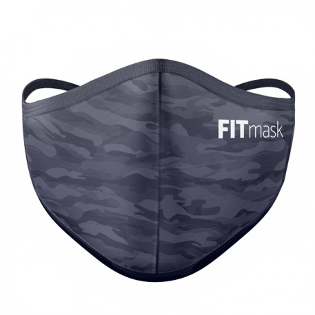 FITmask Black Camo - Adulto