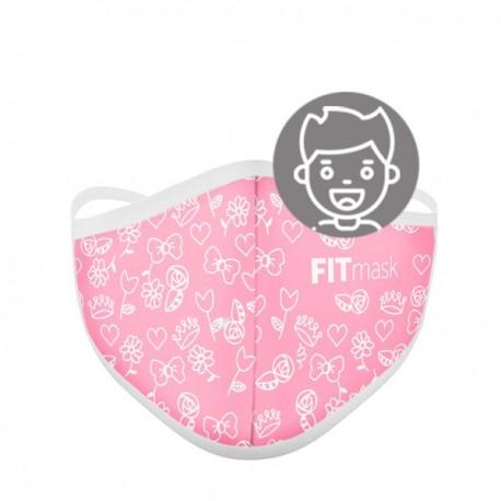 FITmask Sweet Pink - Niño