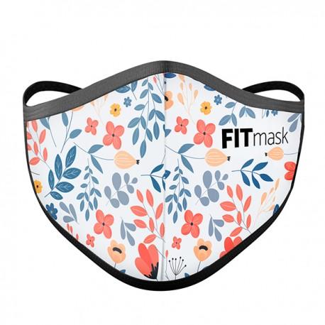 Mascarilla FITmask PRO Floral Light - Adulto