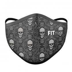 Mascarilla FITmask PRO Infinite Skull - Adulto