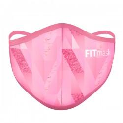 Mascarilla FITmask PRO Pink Diamond - Adulto