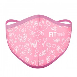 Mascarilla FITmask PRO Sweet Pink - Adulto