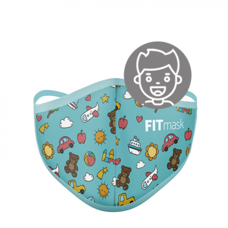Mascarilla FITmask PRO Kid Dream - Niño