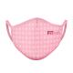 FITmask Geometric Pink - Adulto