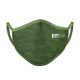 FITmask Green Camo - Adulto