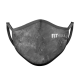 FITmask Grunge Black - Adulto