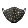 Mascarilla FITmask Golden Stars - Adulto