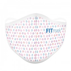 Mascarilla FITmask Colour Spirals - Adulto